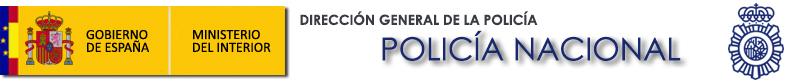 MINISTERIO DEL INTERIOR. Dirección General de la Policía. Cuerpo Nacional de Policía.